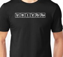 Universe - Periodic Table Unisex T-Shirt