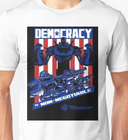 Liberty Prime Unisex T-Shirt