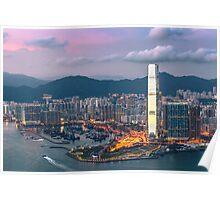 HONG KONG 17 Poster