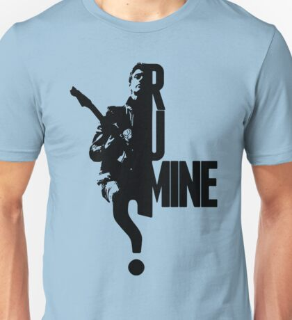 ARCTIC MONKEYS -  R U MINE Unisex T-Shirt