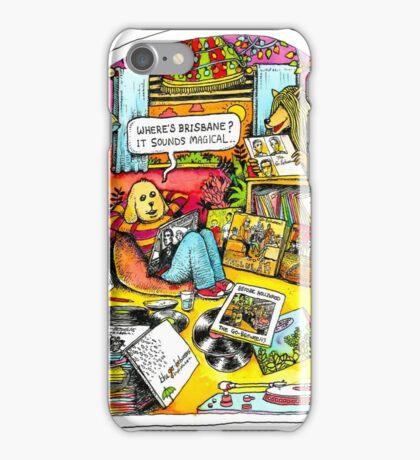 The Go Betweens  iPhone Case/Skin