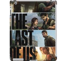 The Last of All. iPad Case/Skin