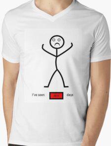 Better Days - Beta Days Engineering Mens V-Neck T-Shirt