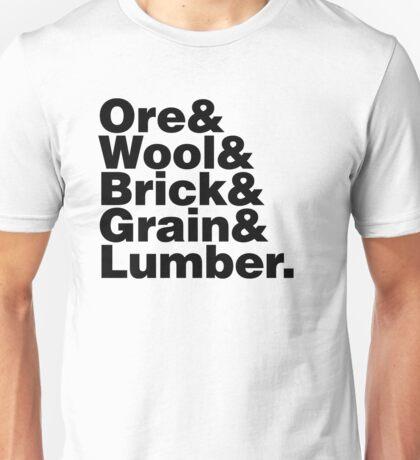 Catan Unisex T-Shirt