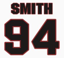 NFL Player Justin Smith ninetyfour 94 T-Shirt