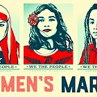 women's march official 2017 by swedymon