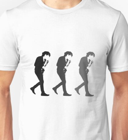 Matt Healy Posturized Fade Unisex T-Shirt