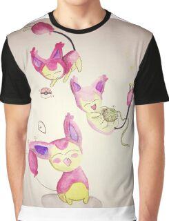 Skitty Graphic T-Shirt