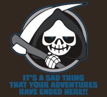 Shadowgate Grim Reaper T-Shirt