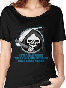 Shadowgate Grim Reaper Women's Relaxed Fit T-Shirt