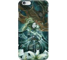 La belle dame sans merci iPhone Case/Skin