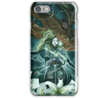 La belle dame sans merci iPhone Case/Skin
