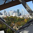 """Paris! View of """"La Défense""""  by bubblehex08"""