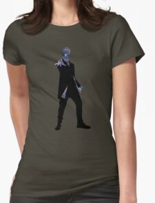 Time Lord 2 Womens Fitted T-Shirt