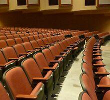 Plenty Of Seats by WildestArt