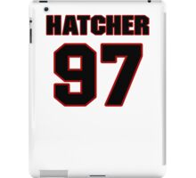 NFL Player Jason Hatcher ninetyseven 97 iPad Case/Skin