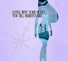 Pocahontas ~ Listen With Your Heart, You Will Understand by EvaEnchanted