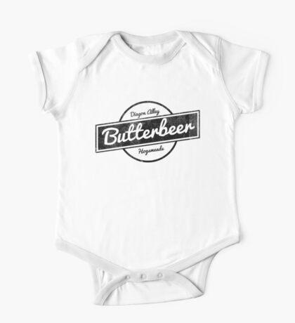 Butterbeer One Piece - Short Sleeve