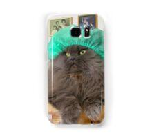 Romeo With Green Surgery Cap Samsung Galaxy Case/Skin