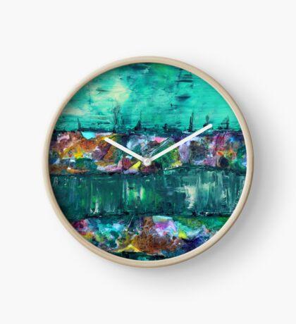 Opal Dreaming Clock