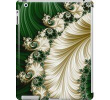 Fabulous Fractal |  Mozart's Feather iPad Case/Skin