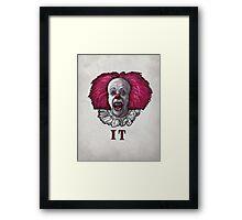 It Framed Print