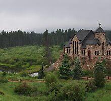 Colorado Chapel by Greg Birkett