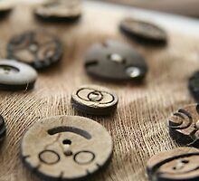 Beloved buttons ...... by LynnEngland