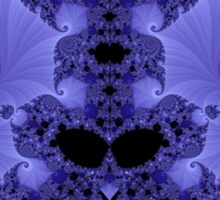 Fabulous Fractals  |  Rorschach's Elephants   Sticker