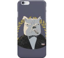 Winston iPhone Case/Skin