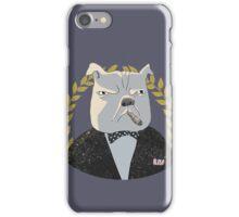 Winston iPhone Case/Skin