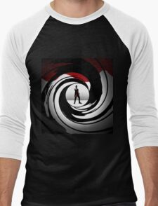Doctor Who James Bond Logo T-Shirt