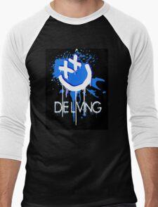 Die living Men's Baseball ¾ T-Shirt
