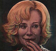 Jessica Lange by zinakorotkova