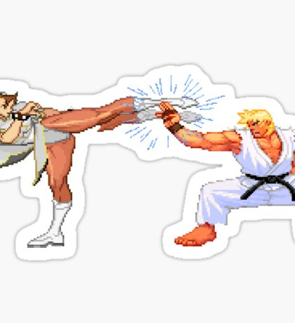 EVO Moment #37 Daigo Parry Sticker