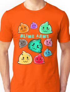 SLIME ARMY!!!! Unisex T-Shirt
