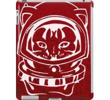 RED GALAXY SPACE CAT SMARTPHONE CASE (Graffiti) iPad Case/Skin