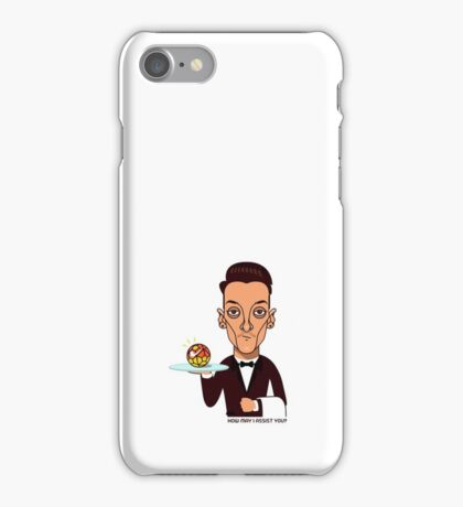 ozil iPhone Case/Skin