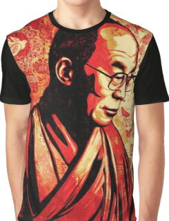 Dali Lama- Compassion Graphic T-Shirt