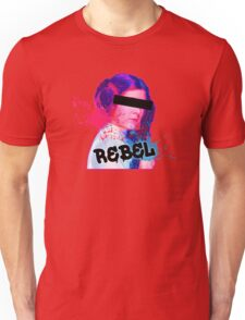 Star Wars - Leia Rebel Unisex T-Shirt