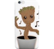Dancing Groot iPhone Case/Skin
