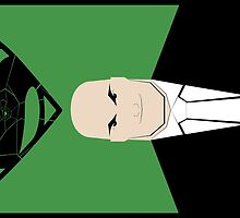 Lex Luthor: Shattered Super by DarksideEric