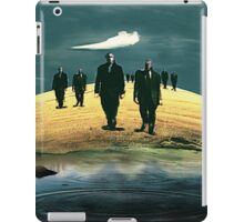 Cubical March - Surrealism iPad Case/Skin