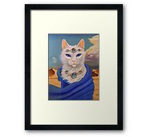 The Sultana Framed Print