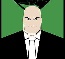 Lex Luthor: Shattered Super v2 by DarksideEric