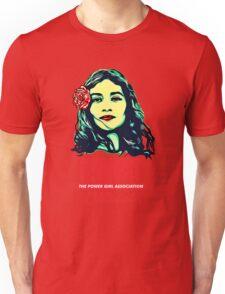 feminist the power girl association Unisex T-Shirt