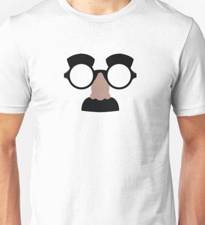 Groucho Marx Face Unisex T-Shirt