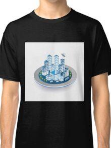 Isometric city Classic T-Shirt