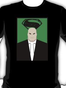 Lex Luthor: Shattered Super v2 T-Shirt