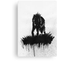 Night Prowler Canvas Print